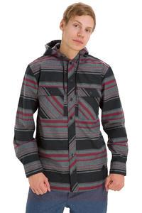 Burton Ruckus Snow Zip-Hoodie Hemd  (kindling glade stripe)