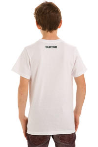 Burton Logo Vertical T-Shirt kids (stout white)