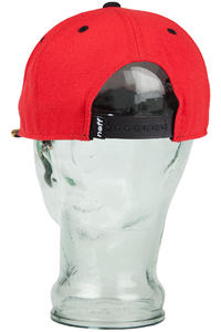 Neff Daily Snapback Cap (red floral black)