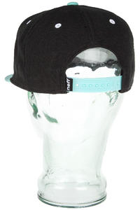 Neff Daily Snapback Cap (black ice ice)