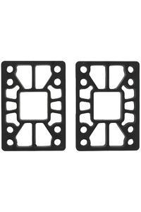 """Khiro 5/16"""" Riser Pad (black) 2er Pack"""