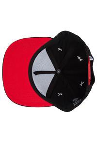 Neff Snooper Snapback Cap (black)
