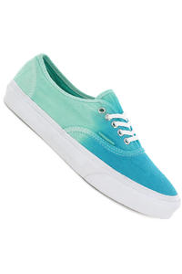 Vans Authentic Slim Schuh women (ombre cloisonne icy green)