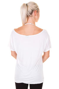 Hurley Raffia T-Shirt women (white)