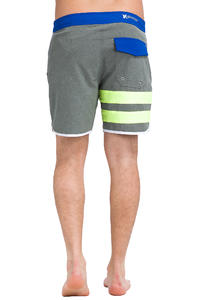 Hurley Phantom Block Party Heather Boardshorts (cool grey)