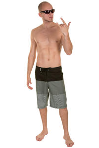 Hurley One & Only Blockade Boardshorts (black)