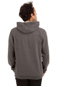Hurley State Zip-Hoodie (heather dark grey)
