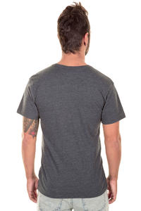 Hurley One & Only Seasonal SP14 T-Shirt (heather black)