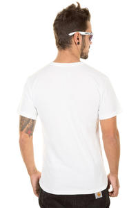Hurley Floral Mess T-Shirt (white)