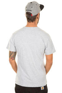 Hurley Andy Quilty T-Shirt (heather grey)