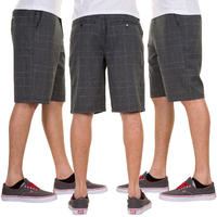 Hurley Nueva Chino Shorts (black)