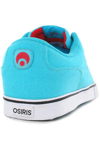 Osiris Caswell Vulc Schuh (blue red white)