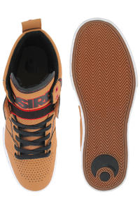 Osiris Raider Schuh (tan black red)