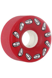 Olson&Hekmati Cruiser Freeride 60mm 79A Rollen (red) 4er Pack