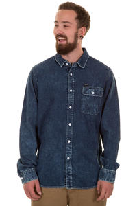RVCA Shining Hemd (denim blue)