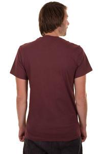 Jart Skateboards Basic T-Shirt (oxblood)