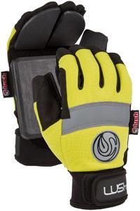 Lush Freeride Slide Gloves (yellow)