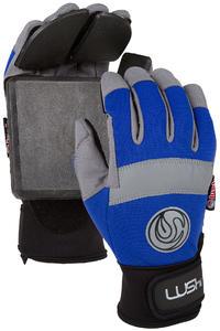 Lush Freeride Slide Gloves (blue)