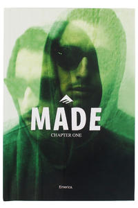Emerica Made Chapter One Romero Edition DVD