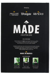 Emerica Made Chapter One Provost Edition DVD
