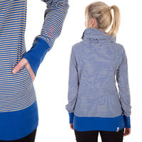 Ragwear Angel Sweatshirt women (blue ministripes)