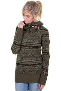 Ragwear Angel Aztec Sweatshirt women (black jack)