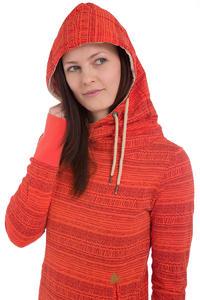 Ragwear Yoda Native Hoodie women (navajo red orange)