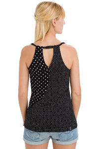 Ragwear Grace Tank-Top women (black dots)