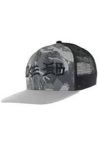 Nike SB Lizard Camo Trucker Cap (base grey)