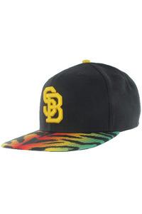 Nike SB Party Snapback Cap (black varsity maize)