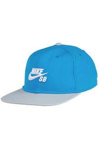 Nike SB Icon Snapback Cap (military blue)