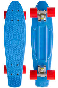 SK8DLX Asphalt Cruiser (blue red)