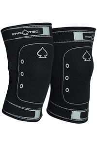 PRO-TEC Gasket Knieschützer (black)