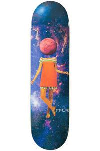 "Girl Malto Space Girls 8.125"" Deck (blue)"
