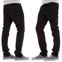 KR3W K Slim Jeans (rehab denim dark black)