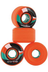 Hawgs Street 62mm 90A Rollen 2014 (orange) 4er Pack