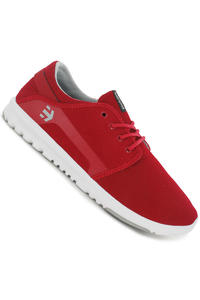 Etnies Scout Schuh (red grey white)