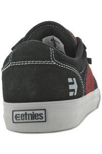Etnies Barge LS Schuh (black red grey)