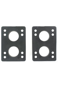Globe Slant Wedge Riser Pad (black) 2er Pack