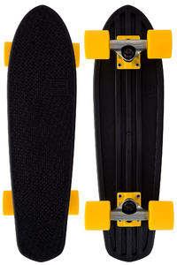 "Globe Bantam 24"" (61cm) Cruiser (black raw yellow)"