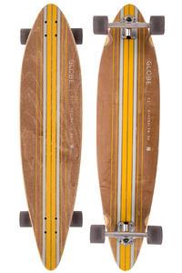 "Globe Pinner 41.25"" (105cm) Complete-Longboard (brown yellow)"