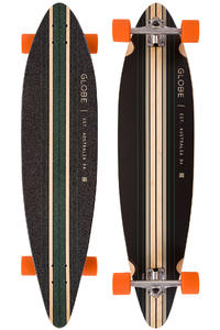 "Globe Pinner 41.25"" (105cm) Komplett-Longboard (black sea port orange)"
