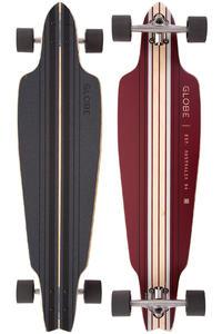 """Globe Prowler 38,5"""" (97,8cm) Komplett-Longboard (maroon black)"""