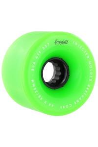 These All Terrain Formula 327 66mm 82A Rollen (green) 4er Pack