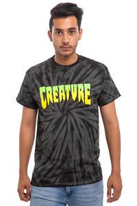 Creature Logo T-Shirt (spider black)