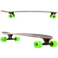 """Z-Flex Roundtail 39.5"""" (100,3cm) Komplett-Longboard (green)"""