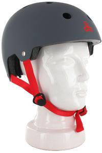 Triple Eight Brainsaver Helmet (gun matte rubber)