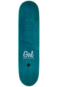 "Girl Malto Sign Here 8.125"" Deck (black)"