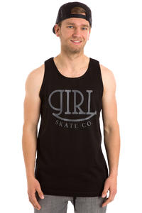 Girl Fleetwood Tank-Top (black)