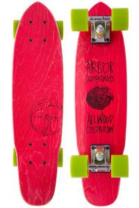 """Arbor Woody 23.5"""" (59,7cm) Cruiser (red)"""